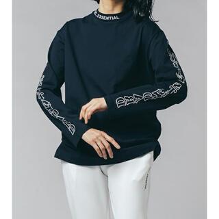 ダブルスタンダードクロージング(DOUBLE STANDARD CLOTHING)のダブスタ❣️希少割引❣️ ESSENTIAL ボックスシルエットロゴロンT(Tシャツ(長袖/七分))
