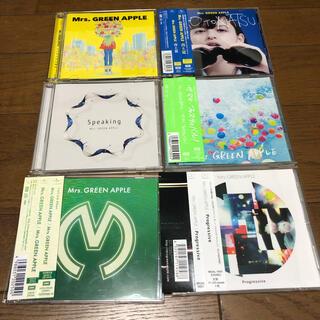 Mrs.GREEN APPLE ミセスグリーンアップル 初回限定盤 CD セット