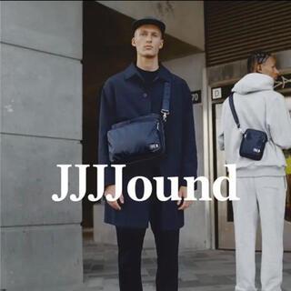 ポーター(PORTER)のjjjjound porter passport bag(M)ジョウンドポーター(ショルダーバッグ)