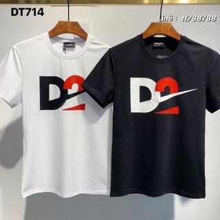 ディースクエアード(DSQUARED2)のDSQUARED2(#152)2枚9000 Tシャツ 半袖 M-3XLサイズ選択(その他)