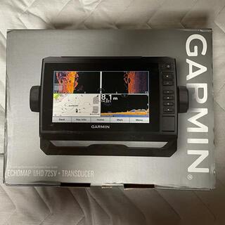 GARMIN - ガーミン エコマップ  UHD 72 sv GT56UHD-TMセットモデル