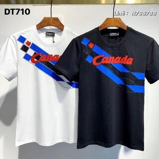 ディースクエアード(DSQUARED2)のDSQUARED2(#154)2枚9000 Tシャツ 半袖 M-3XLサイズ選択(その他)