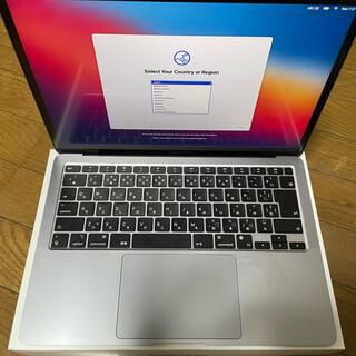 Apple - MacBook Air m1 256gb スペースグレイ