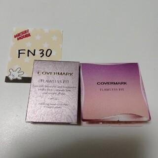 カバーマーク(COVERMARK)のカバーマークフローレスフィット FN30 リフィルパット付き(ファンデーション)