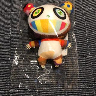 村上隆 パンダ Panda Mini Plush マスコットキーチェーン