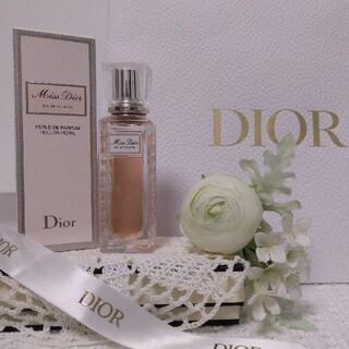クリスチャンディオール(Christian Dior)のDior  オードゥトワレ ローラーパール(香水(女性用))