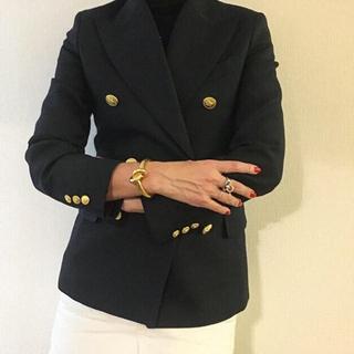 マディソンブルー(MADISONBLUE)のマディソンブルー  ジャケット ネイビー 01 紺ブレ (テーラードジャケット)