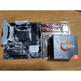 Ryzen 5 3600 PCパーツセット