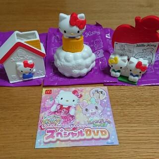 マクドナルド - ハッピーセット キティ DVD