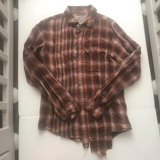 ビームス(BEAMS)の☆ナッシングウェントスムース☆アシンメトリーシャツ BEAMS(シャツ)