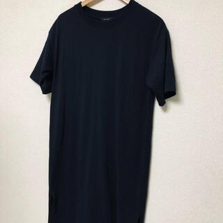 ジーナシス(JEANASIS)のJEANASIS ワンピース Tシャツ(Tシャツ(半袖/袖なし))