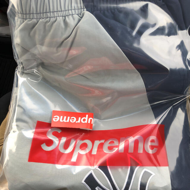 Supreme(シュプリーム)のsupreme new york yankees track pant S メンズのパンツ(その他)の商品写真