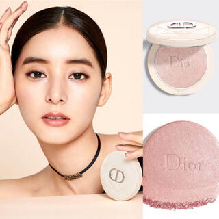 ディオール(Dior)のDior フォーエヴァー クチュール ルミナイザー 新作 ハイライト チーク02(フェイスカラー)