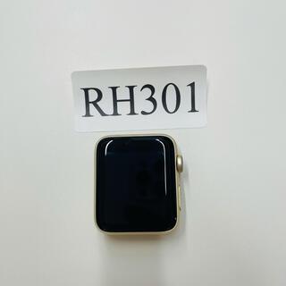 アップルウォッチ(Apple Watch)の中古美品 Apple Watch Series2-42ミリ RH301(腕時計(デジタル))