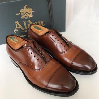 Alden - ALDEN オールデン ビジネスシューズ 革靴 ストレートチップ サイズ7.5