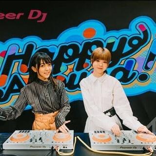 パイオニア(Pioneer)の【限定】Pioneer DJコントローラー DDJ-400-HA●アニメD4DJ(DJコントローラー)