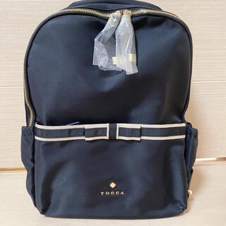 TOCCA - tocca/トッカDUALRIBBONBACKPACK バックパック 新品未使用