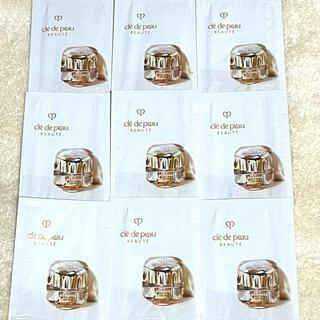 クレドポーボーテ(クレ・ド・ポー ボーテ)のクレドポーボーテ  ラクレームn クリーム サンプル 9包(フェイスクリーム)