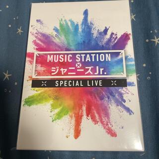 Johnny's - 35 MUSIC STATION ジャニーズJr. スペシャルLIVE Mステ