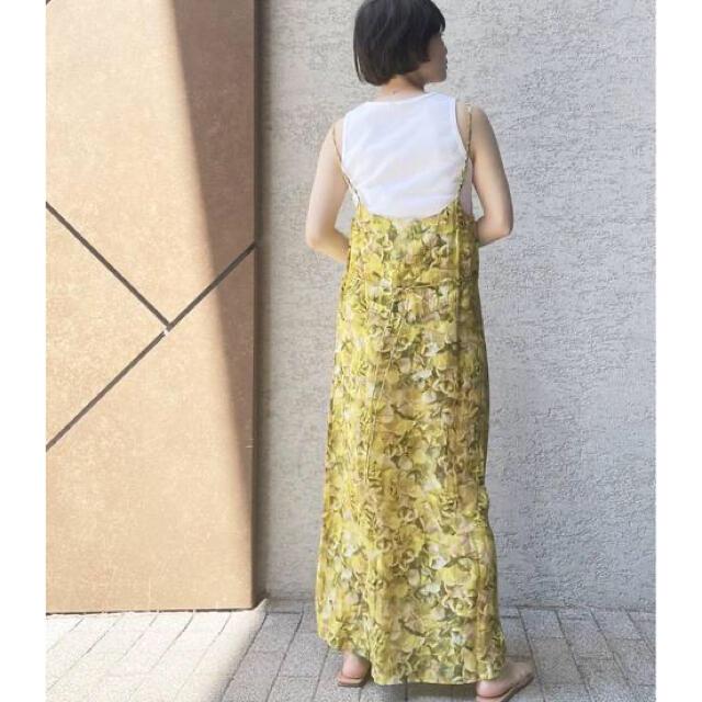 EDIT.FOR LULU(エディットフォールル)の今季完売 LULU🤍タンクROKU fumika uchida AURALEE レディースのトップス(タンクトップ)の商品写真