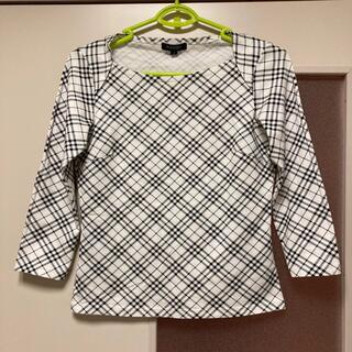 バーバリー(BURBERRY)のバーバリー トップス サイズ1(Tシャツ/カットソー(七分/長袖))