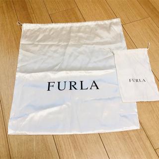 フルラ(Furla)のFURLA フルラ 保存袋 巾着袋 (ショップ袋)