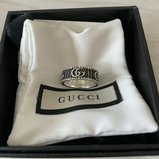 Gucci - GUCCI グッチ リング 19号