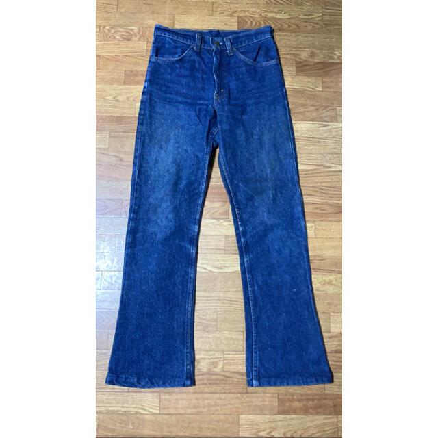 Levi's(リーバイス)の70s Levi''s リーバイス 646 42TALON フレアデニム メンズのパンツ(デニム/ジーンズ)の商品写真