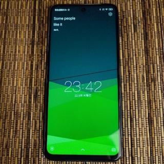 Xiaomi Redmi note 9s 6GB 128GB 国内版