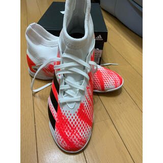 adidas - アディダス 室内用フットサル シューズ 24.5