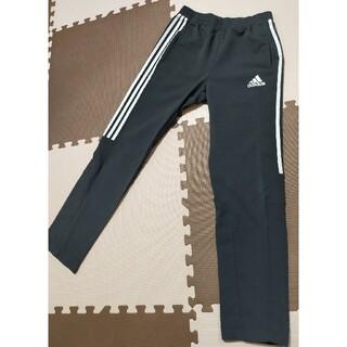 adidas - ☆AJP-325 アディダス イージーパンツ ブラック&ホワイト サイズ L