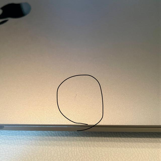 Apple(アップル)のMacBook Pro 13インチ 2017 グレー スマホ/家電/カメラのPC/タブレット(ノートPC)の商品写真