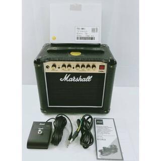 【極美品】マーシャル 1W/0.1W切替  ギターアンプ DSL1CR(ギターアンプ)