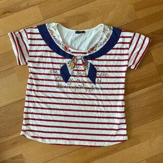 アプワイザーリッシェ(Apuweiser-riche)のマリンTシャツ(Tシャツ(半袖/袖なし))