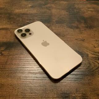 iPhone - iphone12 pro max 128GB ゴールド simフリー