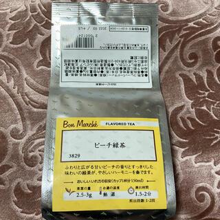 ルピシア(LUPICIA)のルピシア ピーチ緑茶 50g(その他)