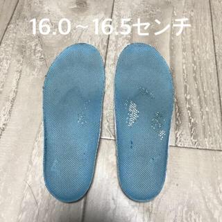 ミズノ(MIZUNO)の16.0〜16.5 発育インソール2(その他)