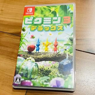 Nintendo Switch - ピクミン3 デラックス スイッチ ソフト