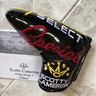 Scotty Cameron - パターヘッドカバー SCOTTY CAMERON  S.S.   【新品未使用】