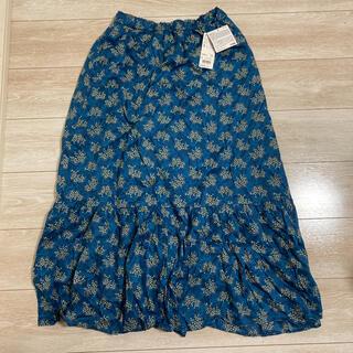 UNIQLO - ユニクロ アナスイ ティアードロングスカート Lサイズ 未使用品