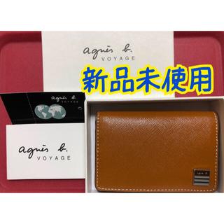 agnes b. - アニエスベー agnes b. 名刺入れ カードケース