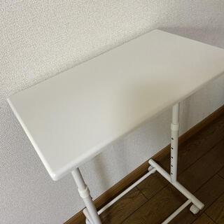 ニトリ - 昇降テーブル サイドテーブル ニトリ