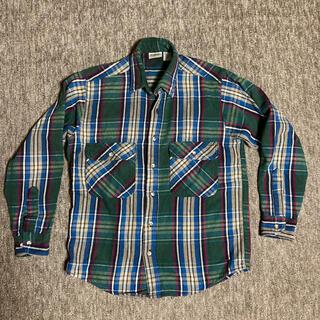 PENDLETON - FIVEBROTHER ファイブブラザー ネルシャツ サイズM