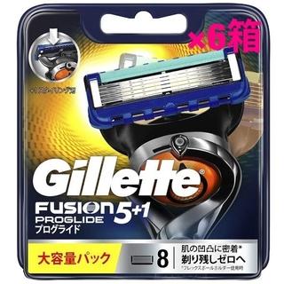 ジレ(gilet)のジレット フュージョン5+1 シリーズセット(カミソリ)