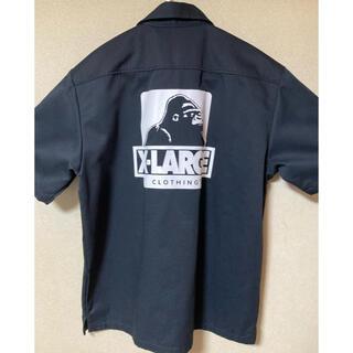 XLARGE - エクストララージ ワークシャツ