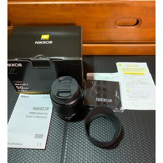 Nikon - Nikon 単焦点レンズ NIKKOR Z 50mm f/1.8 S