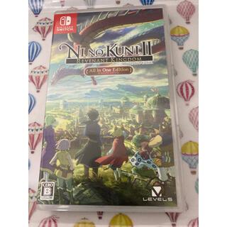 Nintendo Switch - 二ノ国II レヴァナントキングダム switch スイッチ