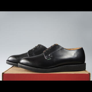 レッドウィング(REDWING)の101ポストマンシューズオックスフォードベックマンMil-1フォアマン9087(ブーツ)