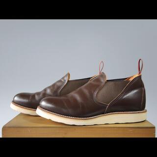 レッドウィング(REDWING)の廃盤レッドウィング8149ロメオ8Eサイドゴアブーツオックスフォード8145(ブーツ)