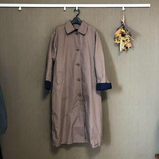 ジョンローレンスサリバン(JOHN LAWRENCE SULLIVAN)のLONDON FOG Sleeve switching coat(ステンカラーコート)
